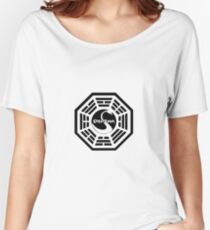 The Dharma Initiative Women's Relaxed Fit T-Shirt