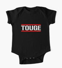 Touge Army White/Red Kids Clothes