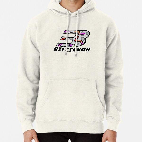 Danny Ricciardo 3 Pullover Hoodie