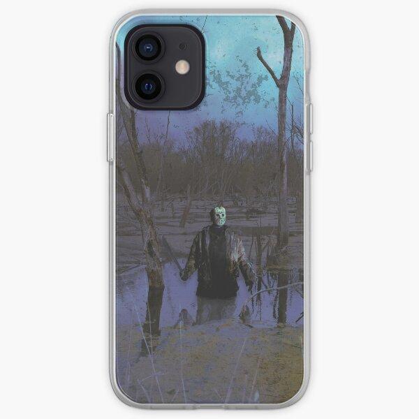 Mr. Voorhees iPhone Soft Case