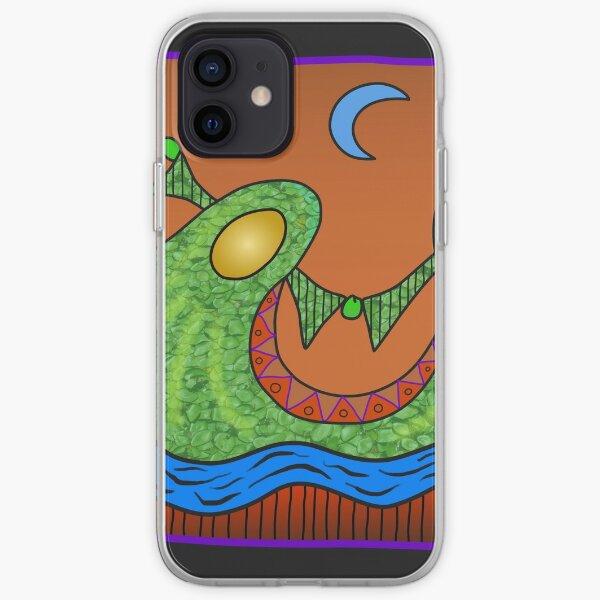 River Dance iPhone Soft Case