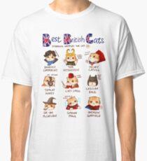 Best British Cats (BBC) Classic T-Shirt