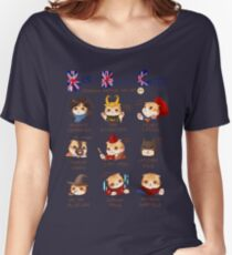 Best British Cats (BBC) Women's Relaxed Fit T-Shirt