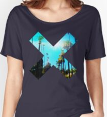 Beverly Hills Women's Relaxed Fit T-Shirt