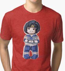 Legolized Sailor Mercury Tri-blend T-Shirt