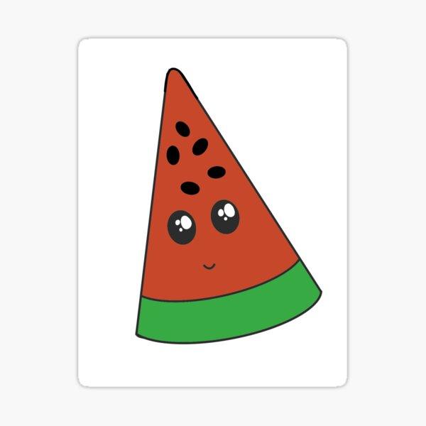 Cute Watermelon Sticker