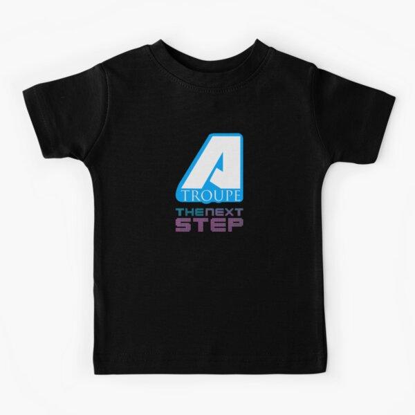 A Troupe The Next Step - Teen Drama Kids T-Shirt