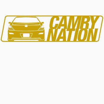 Camry Nation - Solara Gen 2 Gold Alternate by JBezugly