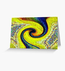 Searching Souls Greeting Card