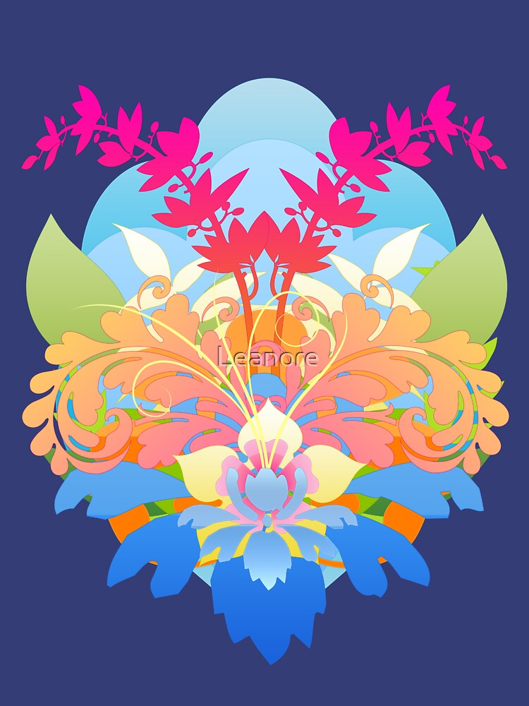 Tropical Vectors by Leanore