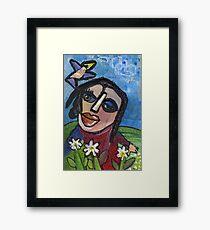 Lámina enmarcada Marguerite - Daisy (card)