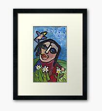 Lámina enmarcada Marguerite - Daisy