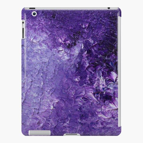 Universe Paint Texture - Purple iPad Snap Case