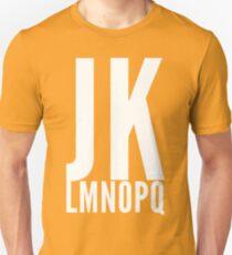 JKLMNOPQ Unisex T-Shirt