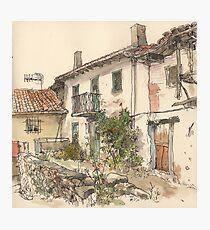 Casa en el Otero, Guardo Photographic Print