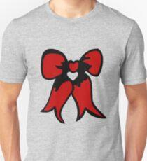 ribbon bow  bowtie T-Shirt