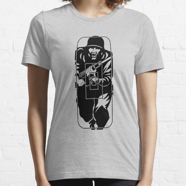 Figure 11 Military Gun Range Target Essential T-Shirt