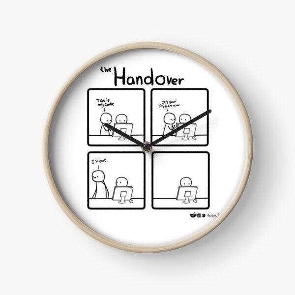 Handover Clock
