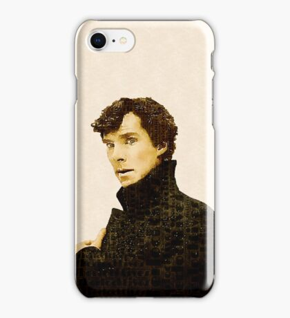 #SherlockLives iPhone Case/Skin