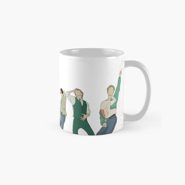 BTS Dynamite teaser song Classic Mug
