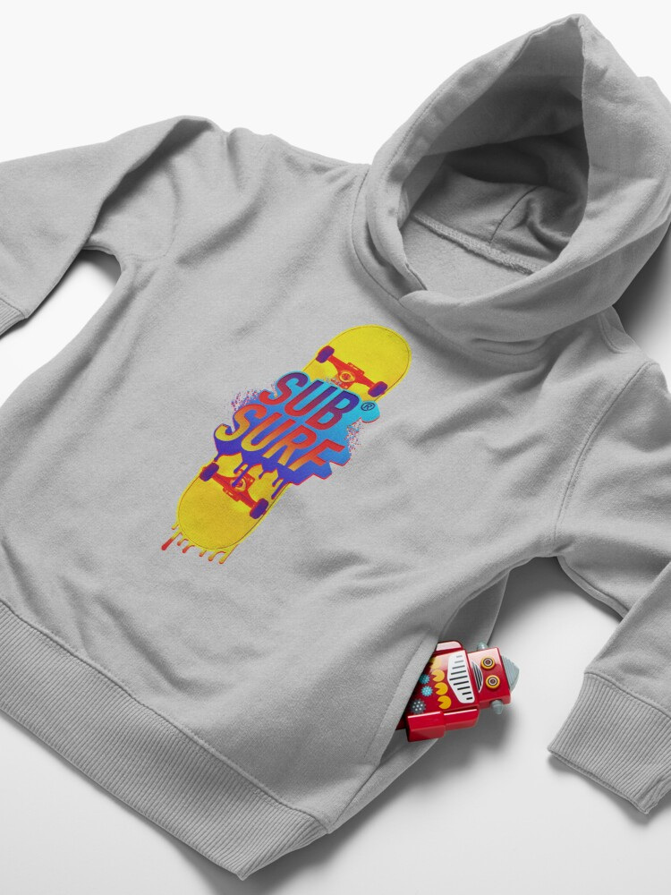 Alternate view of Subway Surfers  Toddler Pullover Hoodie