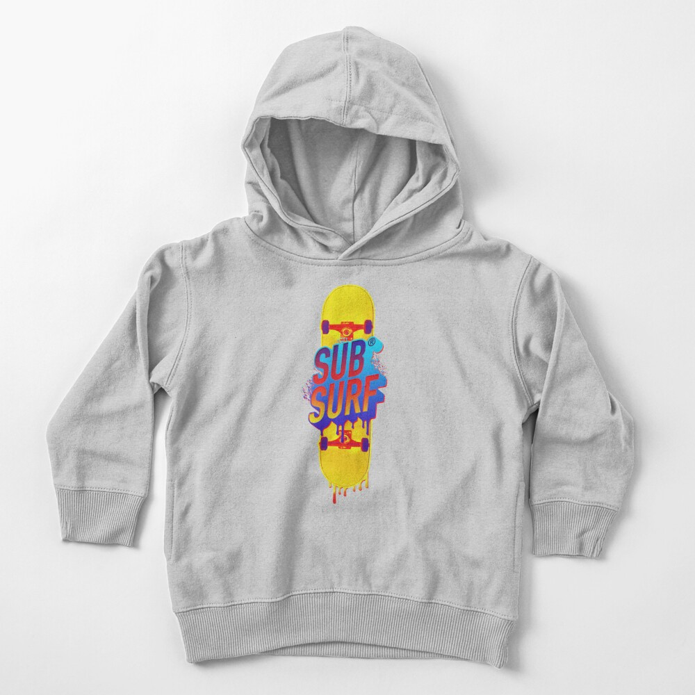 Subway Surfers  Toddler Pullover Hoodie