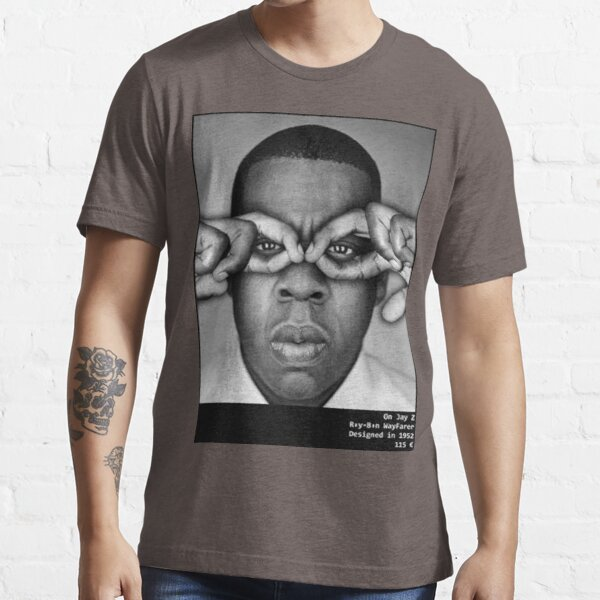 Jay Z - Hype Means Nothing Essential T-Shirt