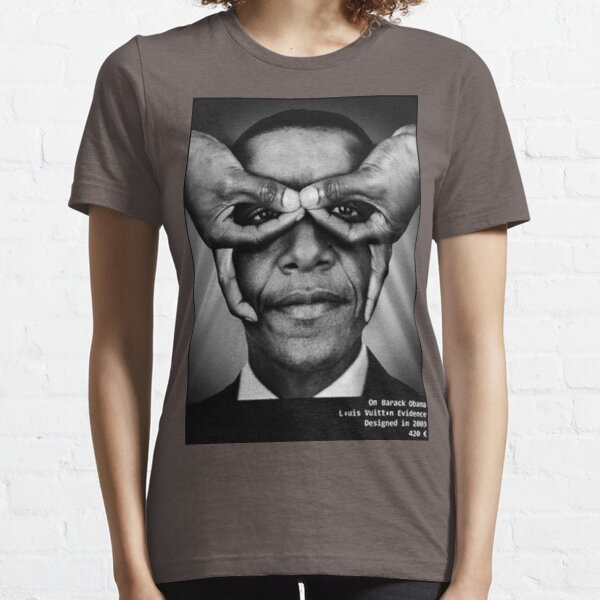 Barack Obama - Hype Means Nothing Essential T-Shirt