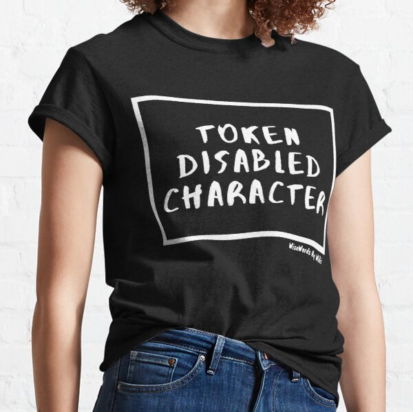 Token Disabled Character  Classic T-Shirt