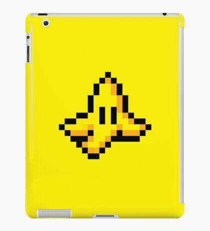 8-Bit Nintendo Mario Kart Banana Peel iPad Case/Skin