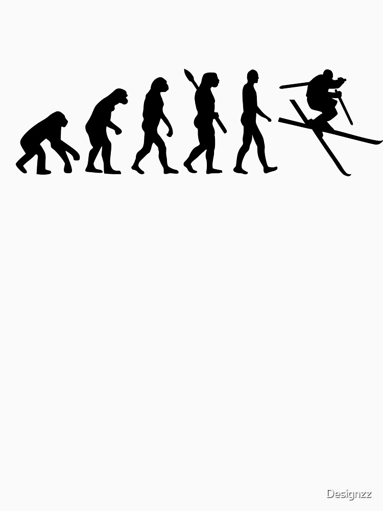 Evolution Ski Freestyle | Unisex T-Shirt