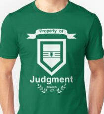 Property of Judgment T-Shirt