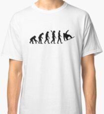 Evolution Snowboard Classic T-Shirt