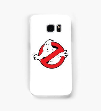 Original Ghostbusters Logo (in colour) Samsung Galaxy Case/Skin