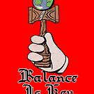 Balance Is Key by giovonni808