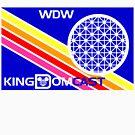 Kingdomcast Vintage EPCOT logo by wdwkingdomcast
