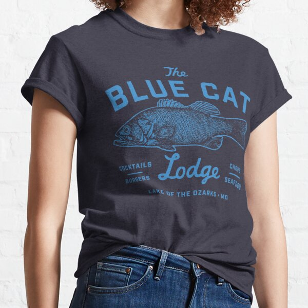 Blue Cat Lodge Classic T-Shirt
