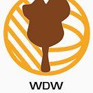 Kingdomcast Mickey Bar logo by wdwkingdomcast