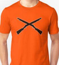 shotgun crossed video game T-Shirt