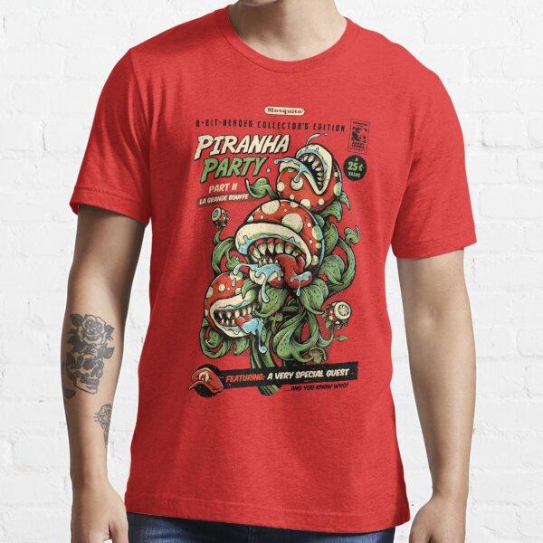 Piranha Party Essential T-Shirt