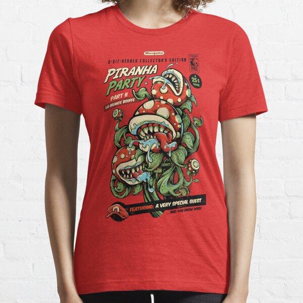 Piranha Party T-shirt essentiel