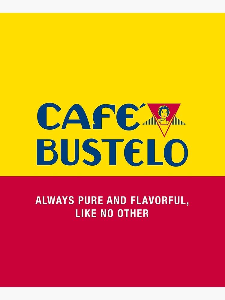 Café Bustelo by attractivedecoy