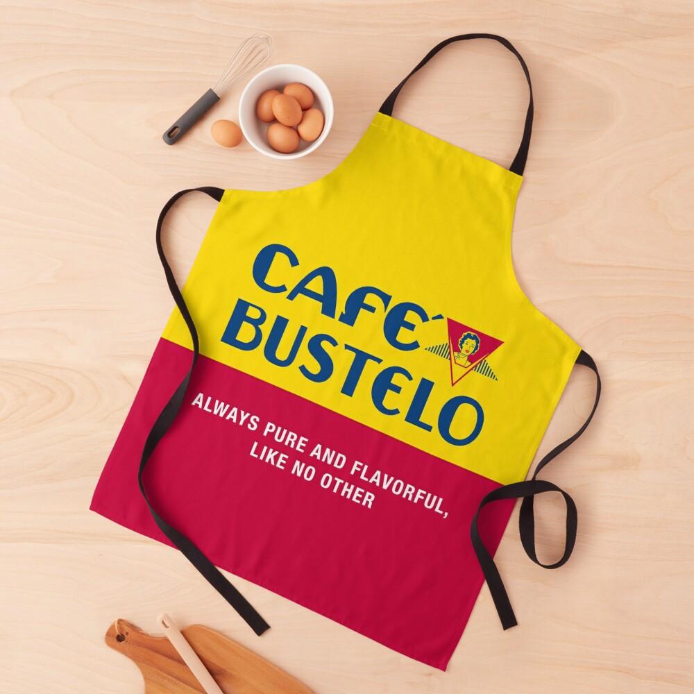 Café Bustelo Apron