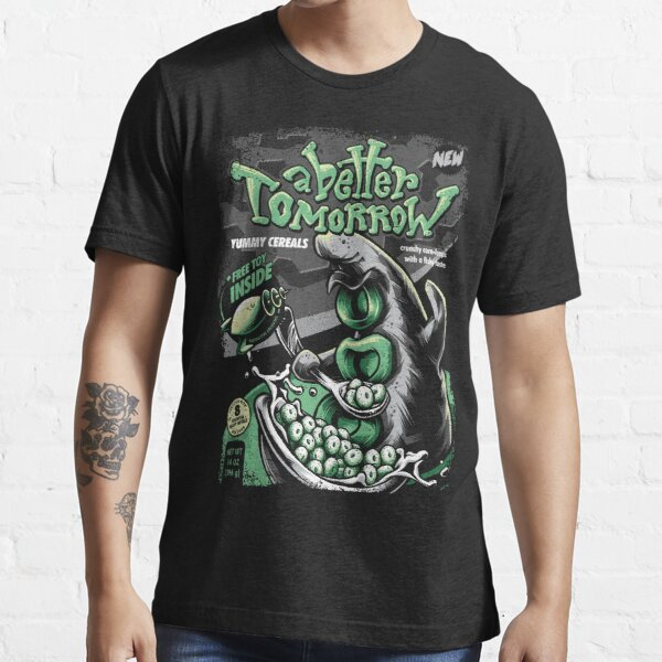 YUMMY TENTACLE CEREALS! Essential T-Shirt