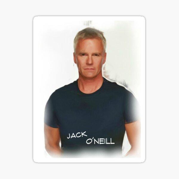 Jack O'Neill Sticker