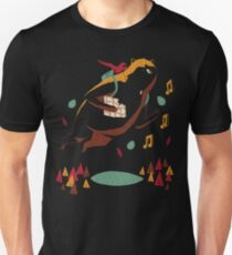 banjo kazooie(brown) Unisex T-Shirt