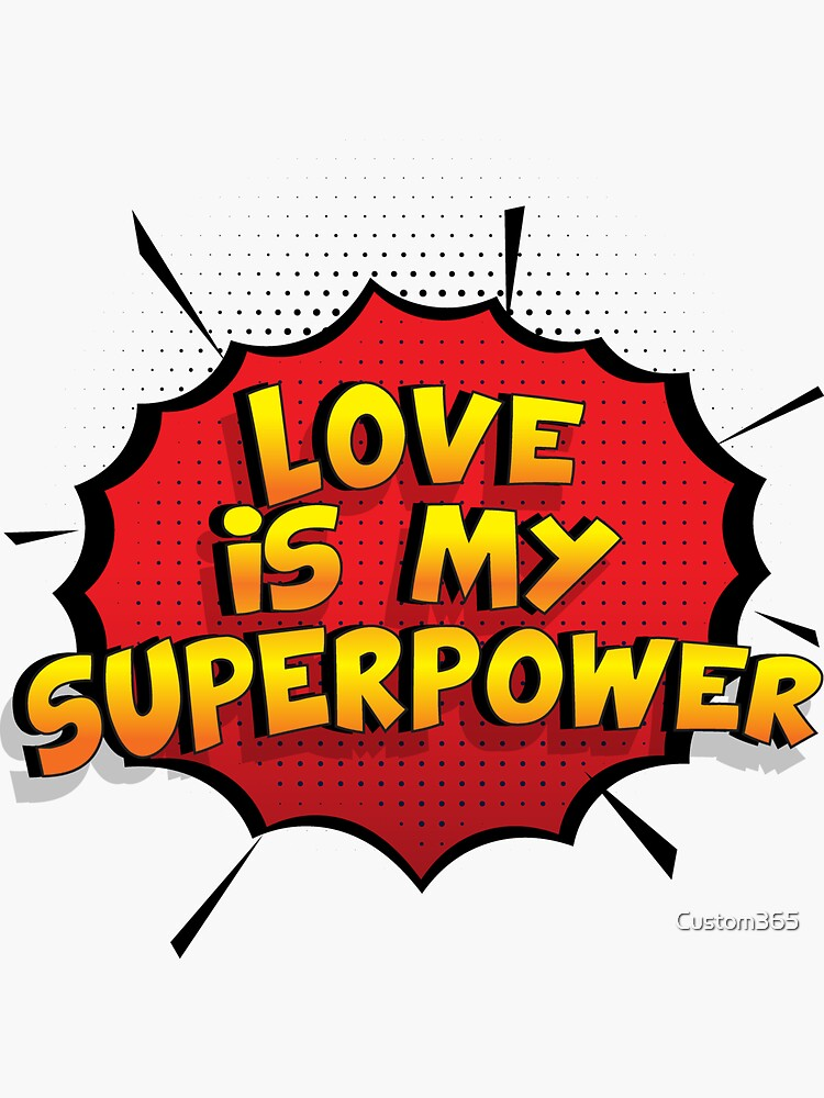 «Love est mon cadeau super design Love dr�le» par Custom365