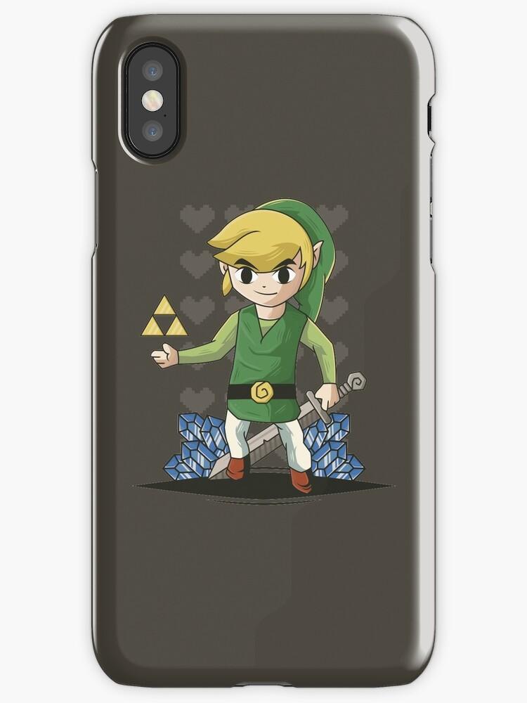 The Legend of Zelda: Wind Waker by AlundrART