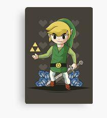 The Legend of Zelda: Wind Waker Canvas Print