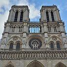 Notre Dame by TigerOPC